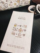 Cute notebook journal