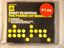 CD Single (B4) - Snap - The power of Bhangra - DATA60CDS