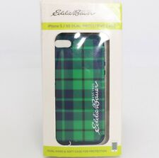 Eddie Bauer Apple iPhone 5 5S SE Dual Protective Hard Case Striped EBPROI5 #453