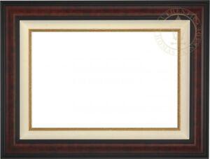 Thomas Kinkade 24 x 36 Burl Limited Edition Frame