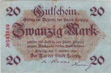 Sonstige deutsche Notgeldscheine