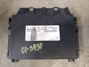 1999-01-02-03-2006 MERCEDES-BENZ W220 S430 S500 TRANSMISSION MODULE A0275451132