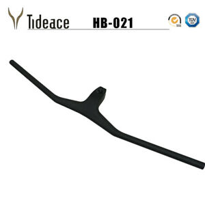 Carbon Fiber T800 Mountain Bicycle Handlebars 3K 28.6mm stem diameter Bike Bars