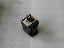 Fuji Electric Contactor, 4NC0G0, SC-05, 20A, 100-110 Coil, Used, Warranty