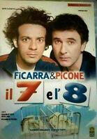 IL 7 e L'8 (2007) di Giambattista Avellino - Ficarra & Picone  - DVD EX NOLEGGIO
