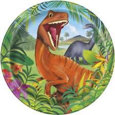 Articles de fête verts dinosaures pour la maison, pour toutes occasions