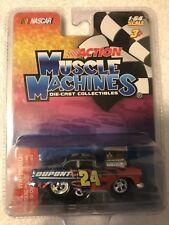 2005 NASCAR #24 Action MUSCLE MACHINES Die Cast 1:64 Colletibles