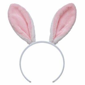 Build a Bear Workshop Funny Bunny Ears Headband Teddy Bear Accessories
