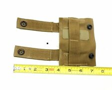 Lot of 2 NEW Molle II Military Navy K-Bar Ka-Bar Carrier Adapter Coyote Brown