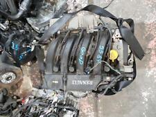 RENAULT SCENIC ENGINE PETROL, 2.0, MAN T/M TYPE, J64, 05/01-12/04 01 02 03 04