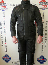 Leather RST Motorcycle Jackets with Removable Armour