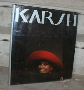Karsh- A fifty year retrospective ( first edition, 1983)