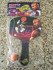 Space Jam paddle Ball Set - Authentic- 1996