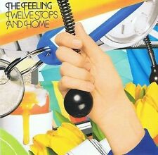 THE FEELING Twelve Stops And Home CD Album Island 2006
