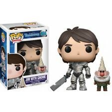 Funko 13693 Pop Vinyl Trollhunters Jim Armored Figure