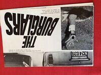 m78a ephemera 1972 film preview the burglars jean paul belmondo