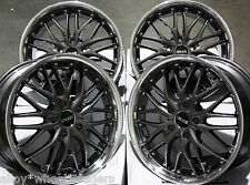 "18"" GMPL 190 ALLOY WHEELS FIT VW CADDY CC EOS GOLF JETTA PASSAT SCIROCCO SHARAN"