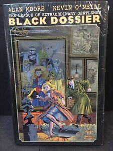 The League of Extraordinary Gentlemen Black Dossier Hardcover 2008