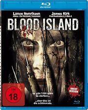 BLOOD ISLAND - Blu-Ray Disc -