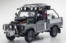 NEW 1:18 KYOSHO *TOMB RAIDER* Land Rover Defender MOVIE EDITION HIGH DETAIL NIB!
