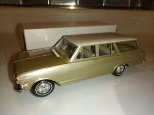 1963 Chevrolet Nova station wagon Promo