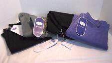 DG2 Diane Gilman Petite Size 2 Long Pants, 1 Capri, 1 Shorts Lot of 4 NWTs