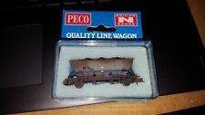 N Gauge Peco Quality Line wagon rollingstock