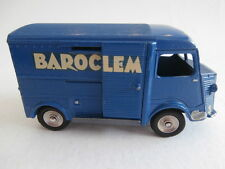 "Dinky Toys Citroen HY 1200kg ""BAROCLEM"" promotionnel 561 original NO COPY"