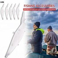 5pcs Unpainted Fishing Lure Blank Minnow Bait120MM lure E348 body 17.6G V5N2