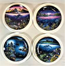 Robert Lyn Nelson Underwater Paradise Collector Plates The Danbury Mint 4 Avail.