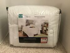Twin/twinXl Ruched Comforter