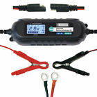 6V/12V-4A Intelligentes Batterieladegerät 12V KFZ Erhaltungsladegerät LODCHAMP