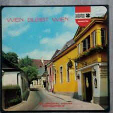 Wien bleibt Wien  Die original Wiener Schrammeln LP Vinyl