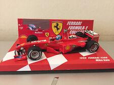 1/43 Ferrari F399 1999 MIKA SALO with Full tobacco Livery