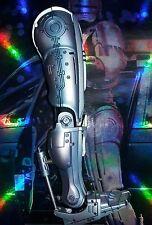 1/6 Hot Toys Robocop MMS10 Right Leg *US Seller*