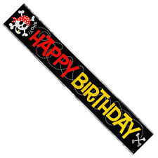 1-5 m Birthday, Child Party Banners