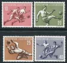LIECHTENSTEIN-1964 Football Set of 4 Sg 320-323 UNMOUNTED MINT V21055