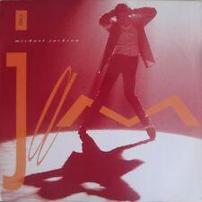 "Michael Jackson Jam 6 track  Us 12"" Cut Corner Cover"