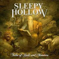 SLEEPY HOLLOW - TALES OF GODS AND MONSTERS  CD NEW