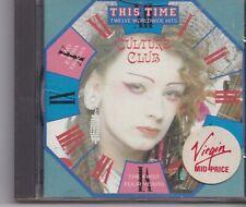 Culture Club-This Time cd album