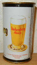 KOCHERSBERG Biere de Luxe Flat Top can from FRANCE (35cl)