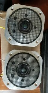 Pair Matched Yamaha JA-0516A Beryllium Dome Tweeters Tested 7.4-7.5 See Pics!