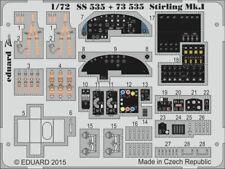 Eduard 1/72 Short Stirling Mk.I for Italeri # SS535