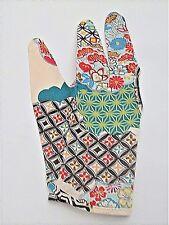 japan Archery kyudou Inner glove yugake M size kimono design right hand B01 NEW