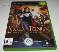 Lord of the Rings Return of the King Xbox Original PAL *No Manual*
