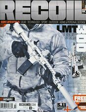 Recoil Magazine #23 Desert Tech MDR / Lmt 300 SBR