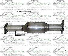 Davico 19587 Direct Fit Catalytic Converter
