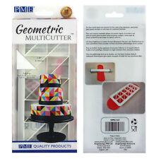 PME géométrique Multicutter de gâteau Glaçage coupeur grand À angle droit -1.25