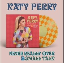 KATY PERRY - NEVER REALLY OVER & SMALL TALK - BLACK FRIDAY 2019 - 12""