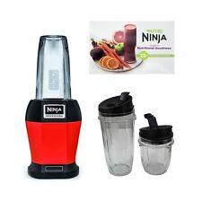 Nutri Ninja Pro 1000 Watt Blender, 2 Cups + Recipe Guide (Certified Refurbished)
